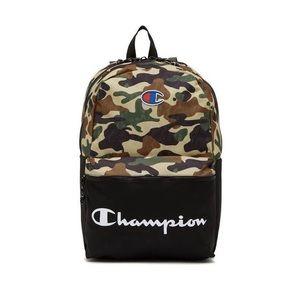 Champion Manuscript Camo green backpack